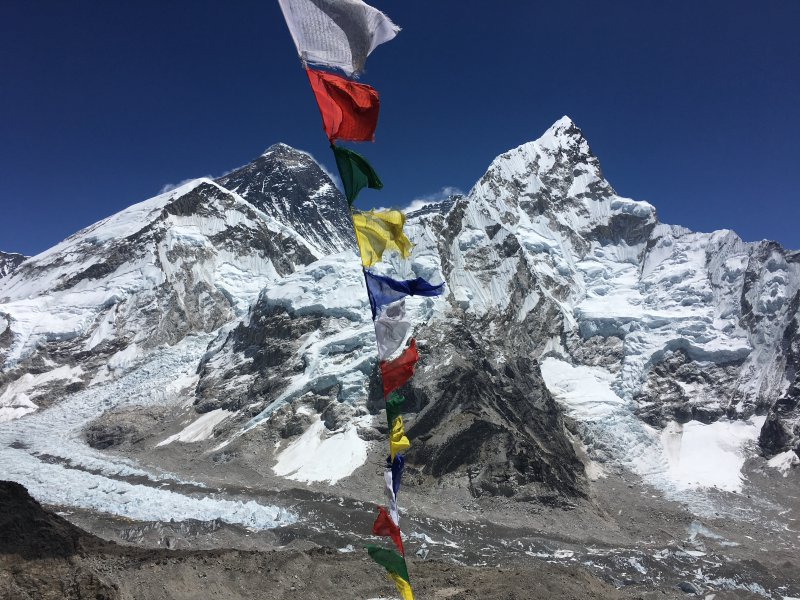 packing list everest base camp trek