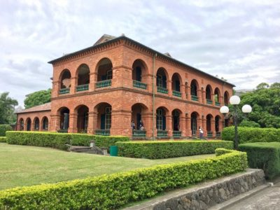 Former British Consulate Residence in Tamsui
