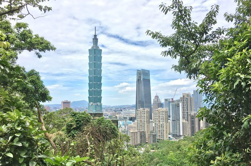 Taipei things to do - Taipei 101