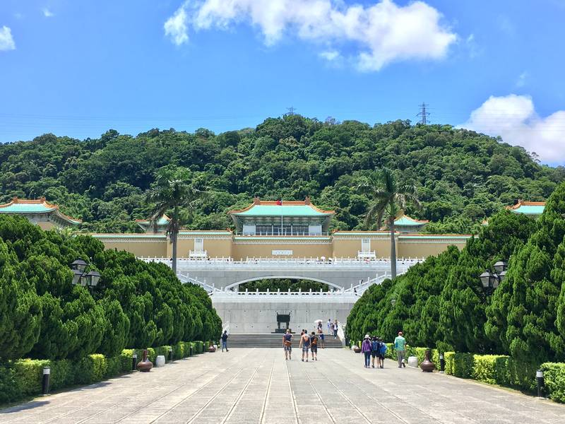 Taipei indoor activities - National Palace Museum