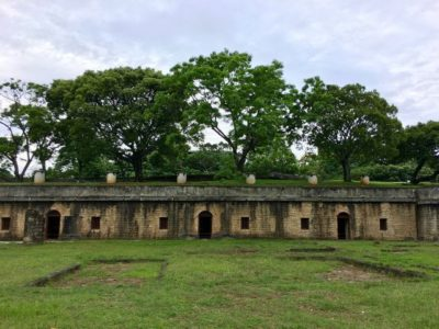 Tamsui Day Trip From Taipei Taiwan Hobe Fort