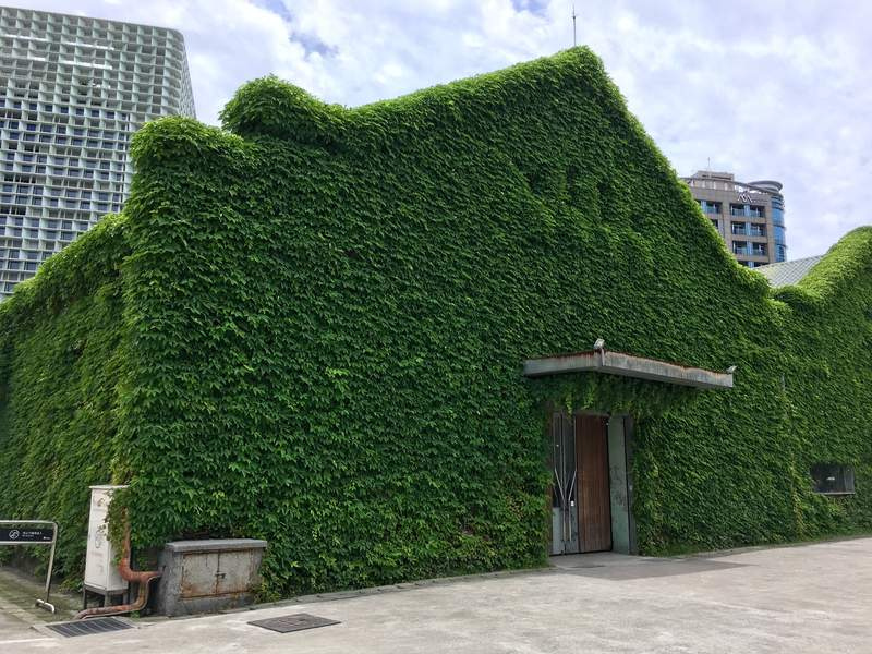 Activities in Taipei - arty farty Huashan 1914 Creative Park