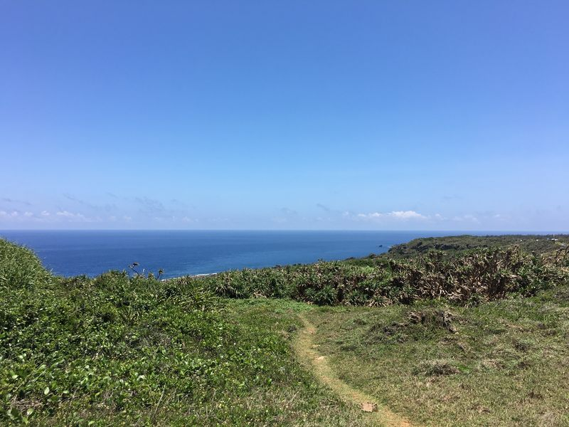 East coast of Taiwan Kenting National Park scooter itinerary