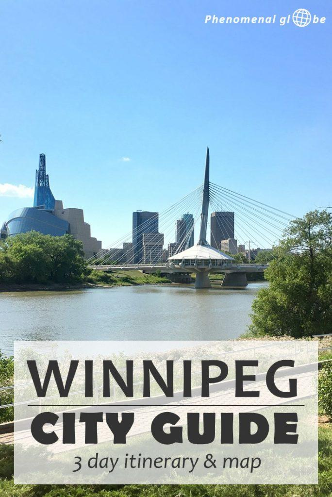 Wondering how to plan the perfect Winnipeg weekend? Check out the top things to do in Winnipeg + where to stay & what to eat! Visit the historic Exchange District, hop on the Winnipeg Trolley Tour and discover the secrets of the Manitoba Legislative Building. Relax at Thermëa Spa and eat your way around the Forks Market. Winnipeg, capital of Manitoba in beautiful Canada, has it all! #Winnipeg #OnlyInThePeg #Manitoba