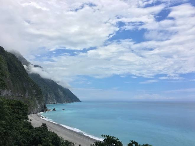 Qingshui Cliff (one of the Eight Wonders of Taiwan)
