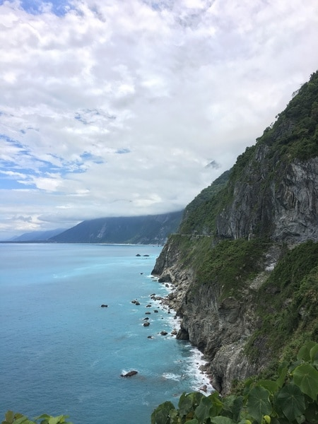 Qingshui Cliffs Taiwan - Top Things To See in Hualien
