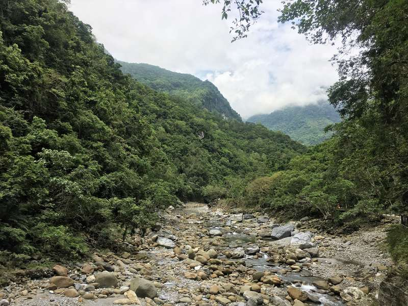 Visiting the Taroko Gorge should be on any Hualien travel itinerary