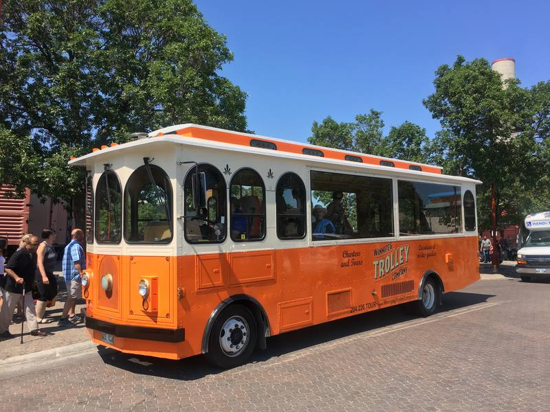 Winnipeg Trolley Tour - what to to in Winnipeg - best things to do in Winnipeg - why you should visit Winnipeg