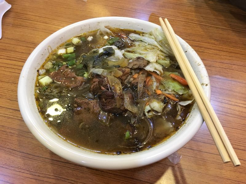 Xiulin Township - Best Beef Noodle Soup in Taroko Gorge