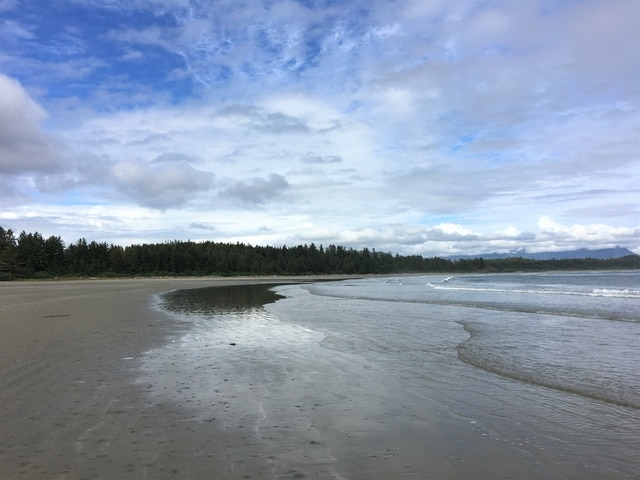 Hiking trails on Vancouver Island - Schooner Cove Trail