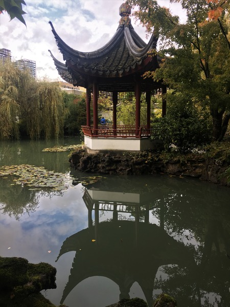 Dr. Sun Yat-Sen Park Chinese Classical Garden Vancouver