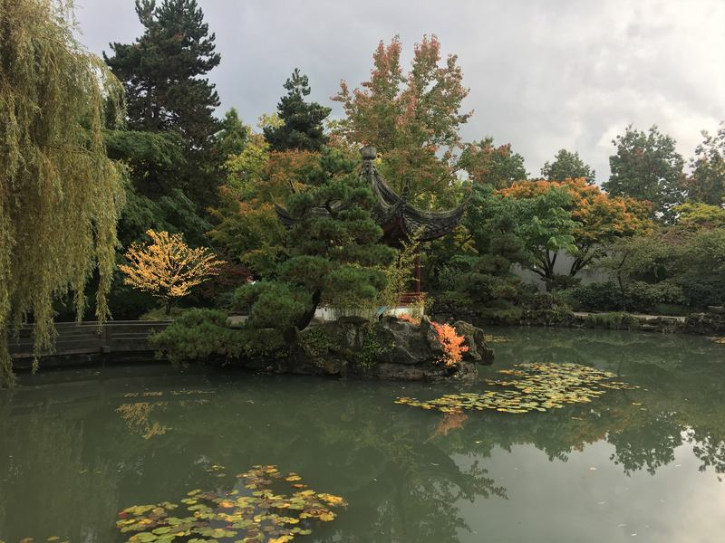 Dr. Sun Yat-Sen Park - places to visit in Chinatown Vancouver