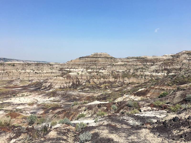 How did Horsethief Canyon in Drumheller get its name - Travel Canada