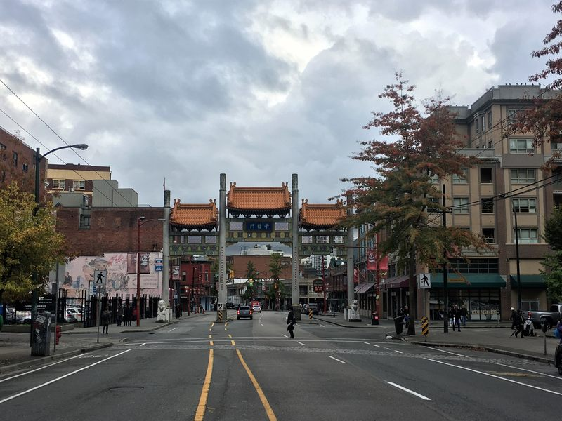 Millennium Gate Chinatown - places to see in Vancouver