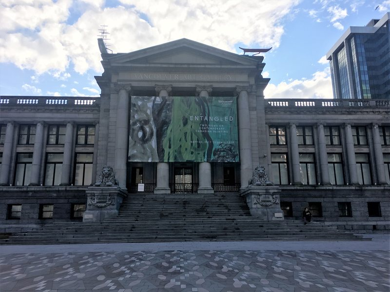 Vancouver Art Gallery - Vancouver itinerary ideas