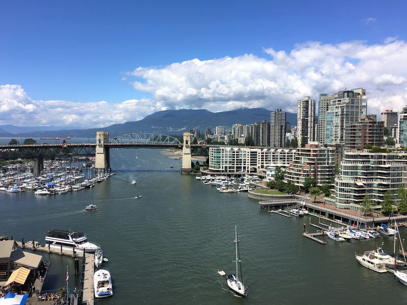 Vancouver Itinerary And Sightseeing Guide