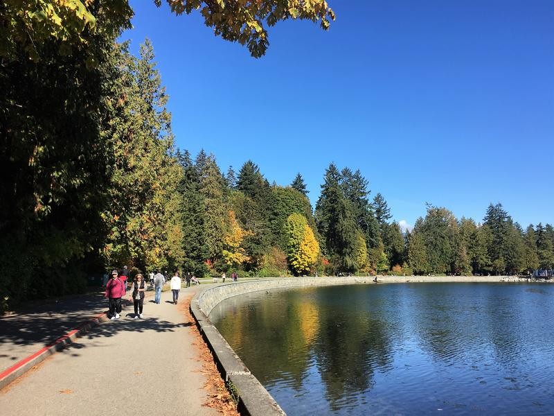 Walk around Stanley Park in Vancouver - must be on any Vancouver itinerary