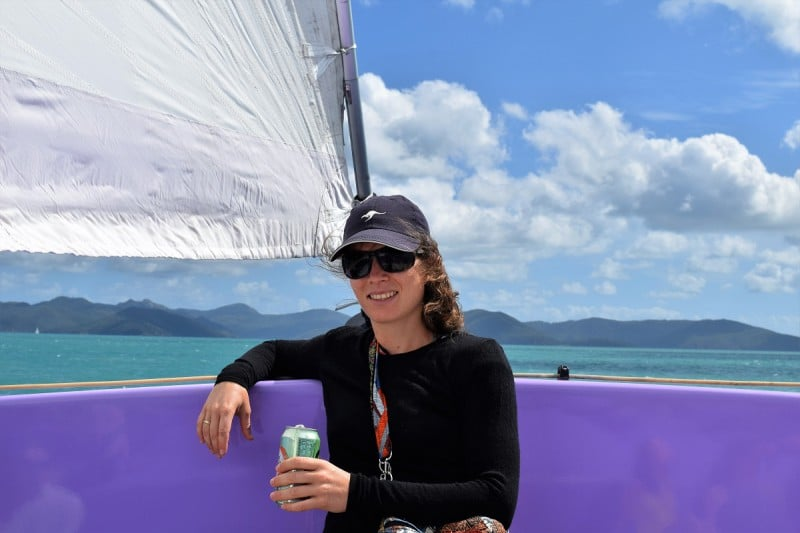 Best Whitsunday Islands Tour Cruise Whitsundays Camira Sailing day trip