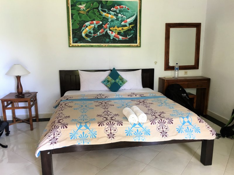 Best accommodation on Nusa Lembongan Bali - Shipwreck Point Inn