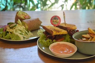 Best place to eat in Canggu the Chillhouse healthy and organic food