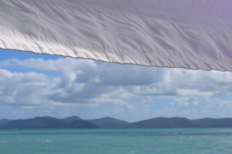 Cruise the Whistunday Islands on the Camira Catamaran