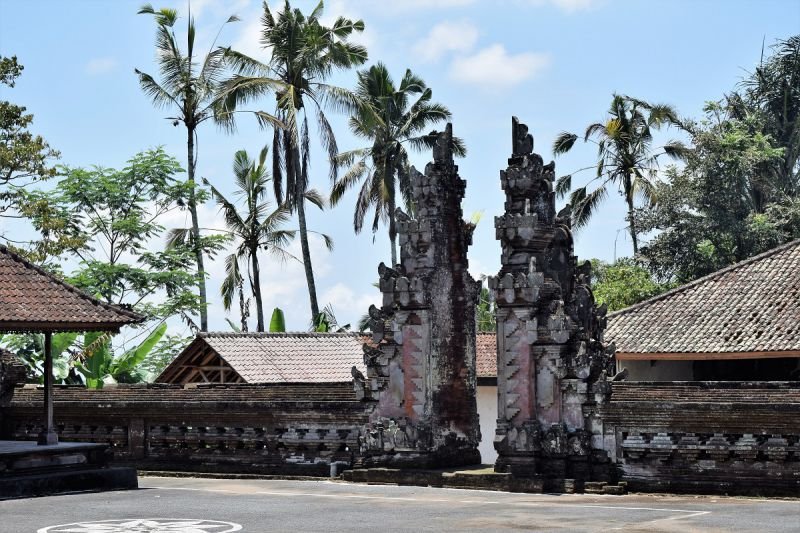 Duara Travel stay with a local family in Sebatu Bali - unique travel experience