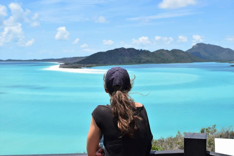 Hill Inlet Lookout the most beautiful view in the Whitsunday Islands Australia