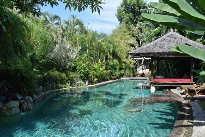 Jamahal Private Resort and Spa award winning luxury hotel Bali