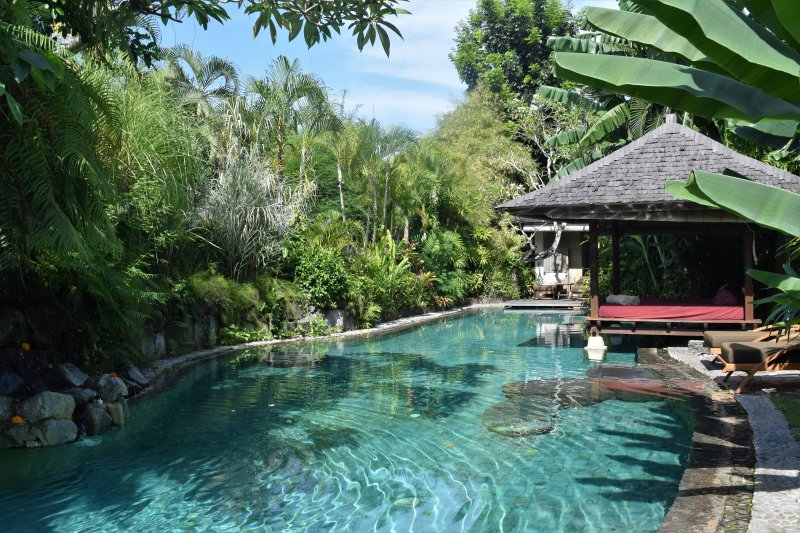 The Best Luxury Hotel On Bali: Jamahal Private Resort & Spa
