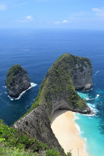 Kellingking Beach - top things to see and do on Nusa Penida Bali