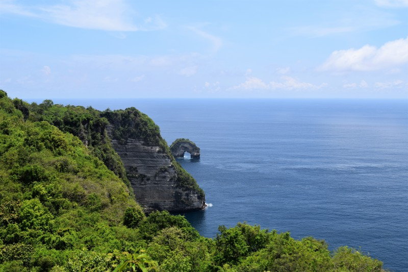Reasons to Visit Nusa Penida Bali - scooter road trip itinerary