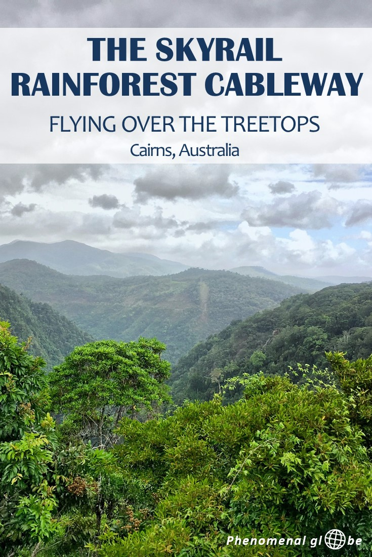 One of the top things to do in Cairns? Flying over the treetops on the Skyrail Rainforest Cableway! Walk through the jungle and learn about the rainforest and its delicate ecosystem. Explore Kuranda village, admire the Barron Falls and perhaps even spot a cassowary… #skyrail #cairns #rainforest ***** Best Things To Do In Cairns | Top Things To Do In Cairns