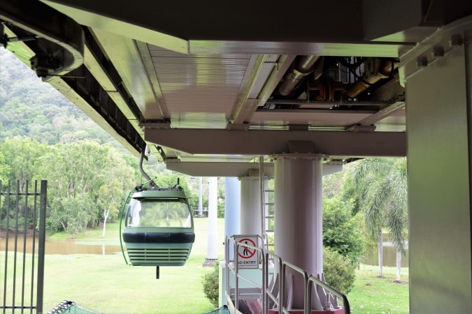 Skyrail Rainforest Cableway - the worlds most beautiful gondola experience