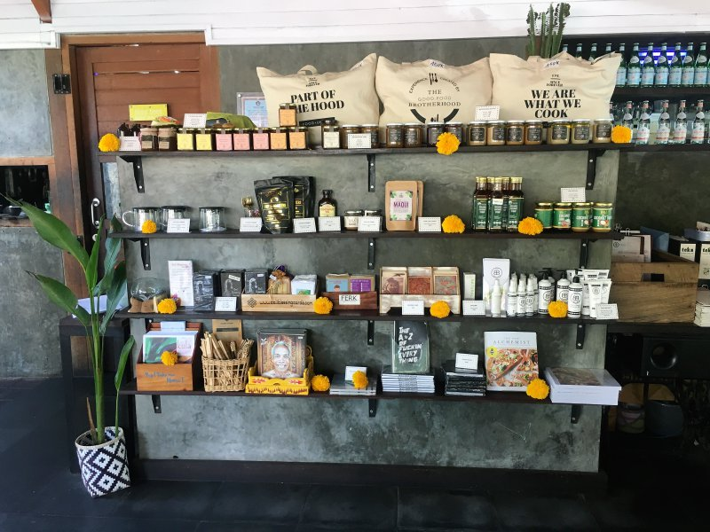 Things to see and do in Canggu - go shopping in one of the cute boutiques