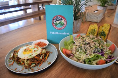Where to find organic food on Bali - the Chillhouse Canggu