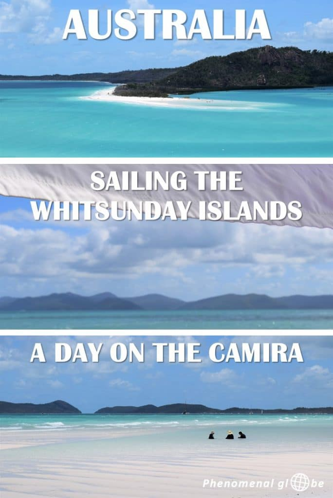 Sailing The Whitsunday Islands: A Day On The Camira