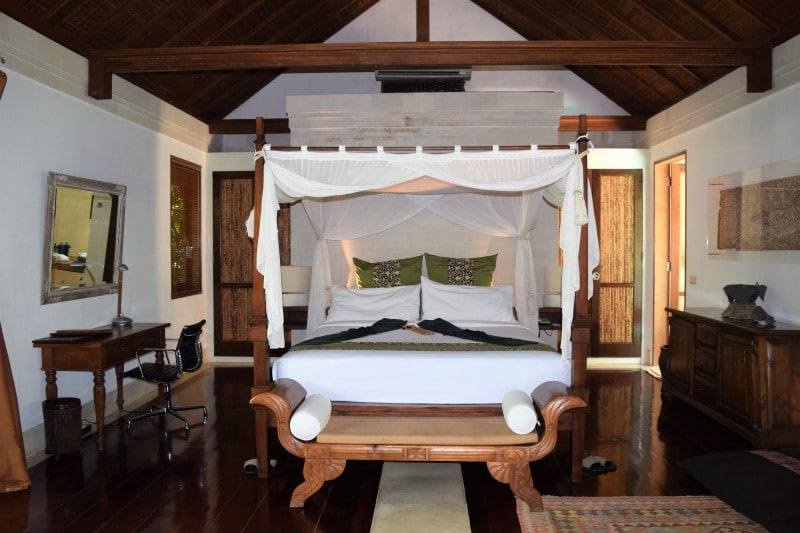 pool suite villa Alamanda at the Jamahal private resport and spa ultimate honeymoon getaway Bali