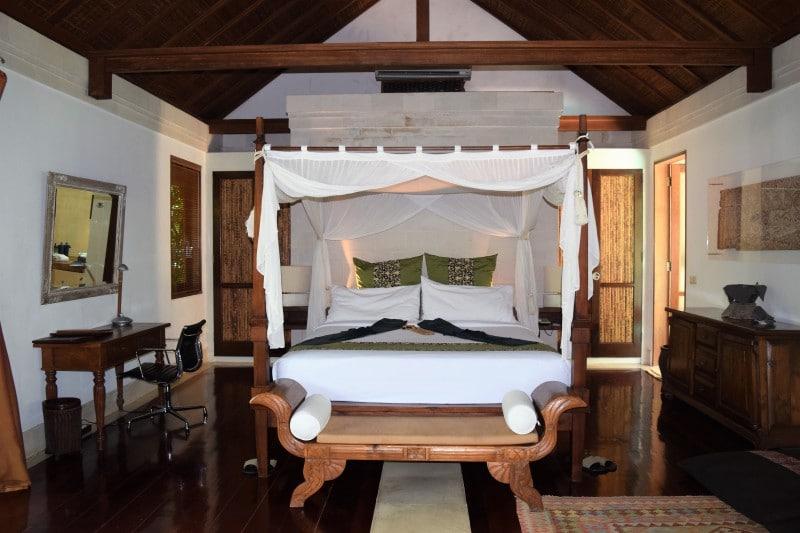 pool suite villa Alamanda at the Jamahal private resport and spa ultimate honeymoon getaway Bali