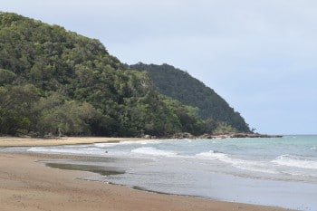 Cow Beach - Cape Tribulation East Coast Cairns