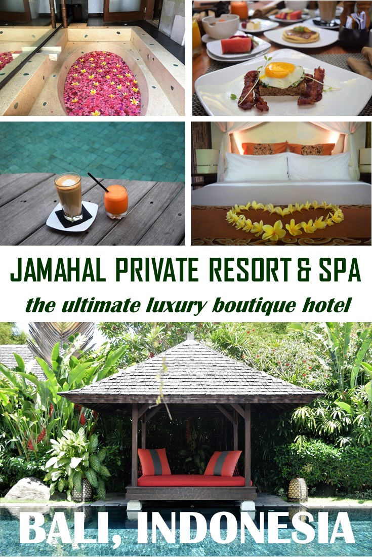 Looking for the perfect romantic getaway on Bali? Got something special to celebrate? Jamahal Private Resort & Spa is the ultimate luxury escape on Bali!