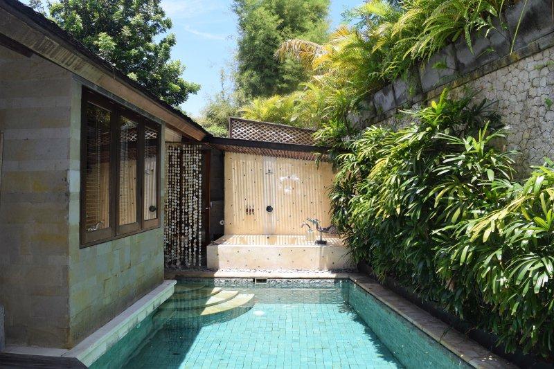 Jamahal Private Resort and Spa - pool suite villa Alamanda