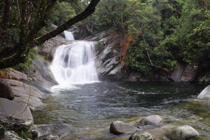 Josephine Falls - highlights on the East Coast