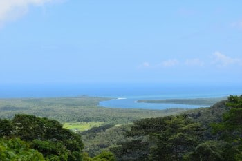 Mount Alexandra Lookout - road trip to Cape Tribulation