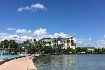 Things to do in Cairns city center - Australia East Coast road trip