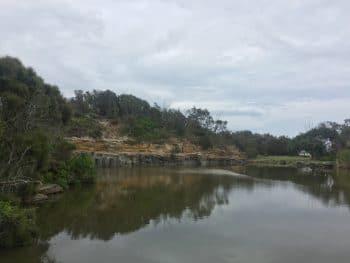 Blue and Green Lagoon Angouri - Yamba
