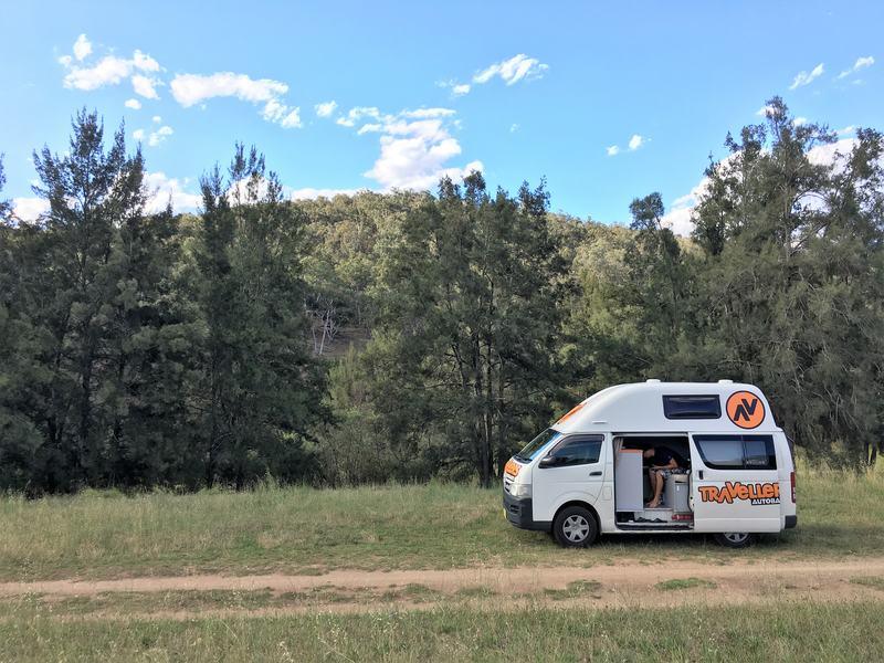 Free campsite Easy Coast Australia - Abercrombie River Camp
