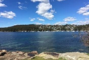 Manly harbor walk - Sydney neighborhood