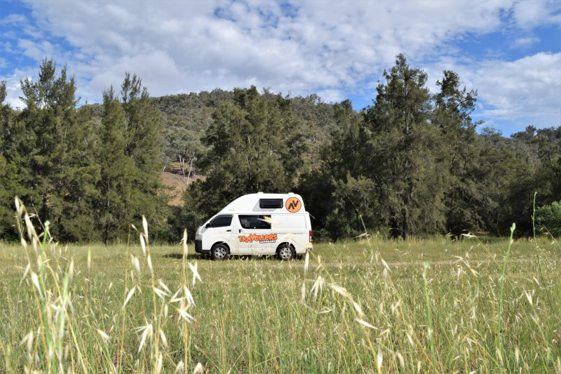 Renting a Campervan in Australia - how much does it cost