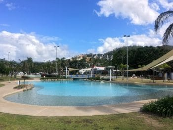 The Lagoon - Airlie beach things to do