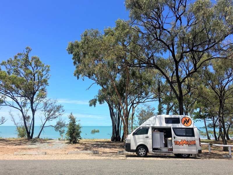 The best way to make an Aussie road trip - rent a camper van